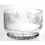 Personalised Lead Crystal Bowl, ref CBB2